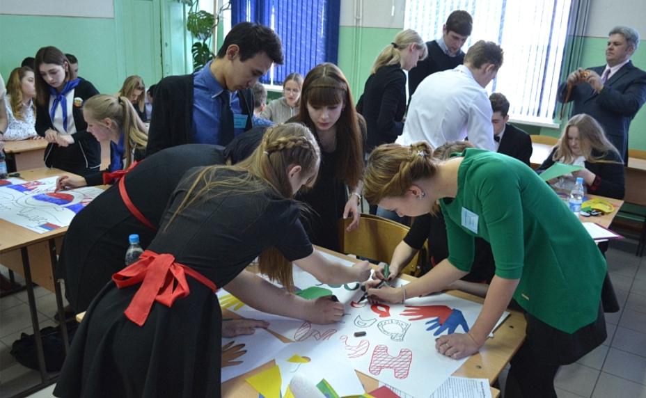 Гуманитарный конкурс для школьников